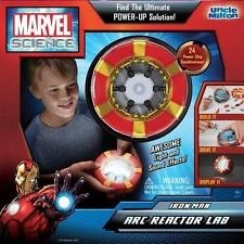 LABORATORIO REACTOR ARC DE IRON MAN