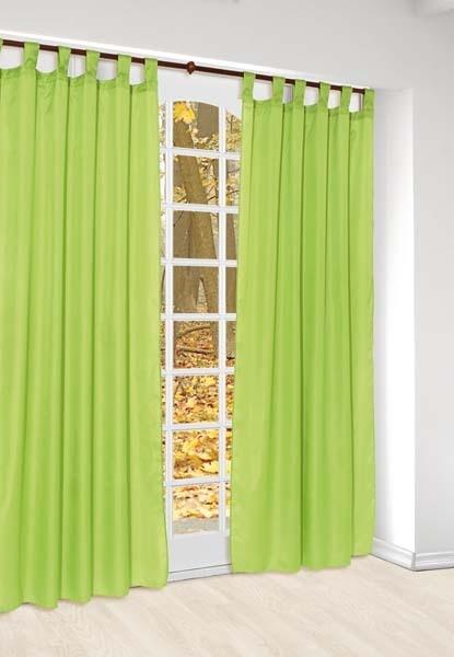 Cortina de voile corta 1 40 x 1 50cm blanco mushka Para colgar cortinas