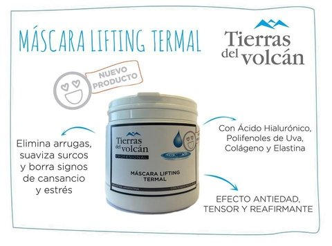 Máscara de Lifting Termal