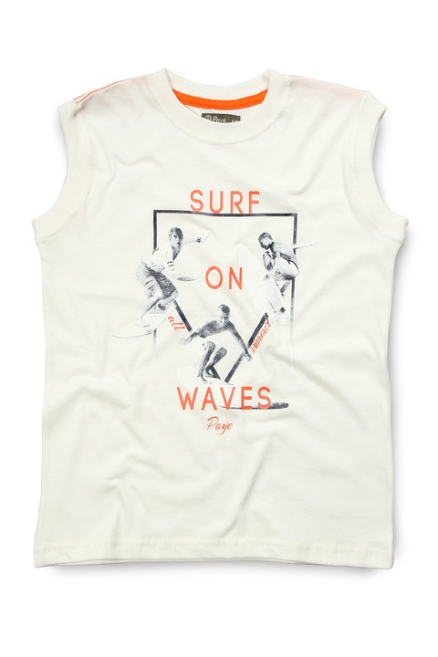 530- Remera SURF ON WAVES