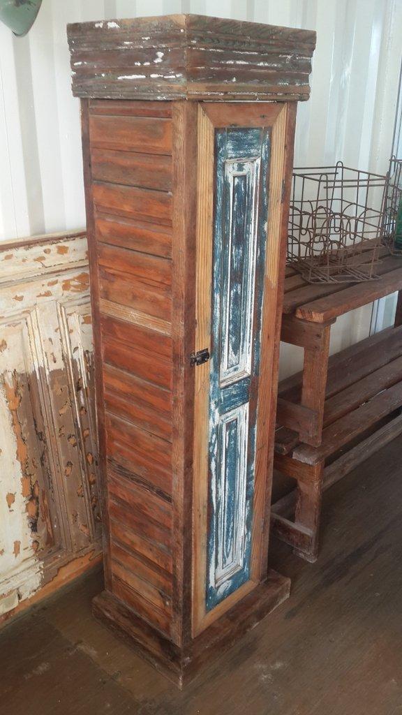 Mueble auxiliar de cocina en madera repisa estante for Mueble cocina 7 segundos
