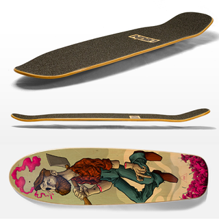 Alcides - URKIN Skateboards