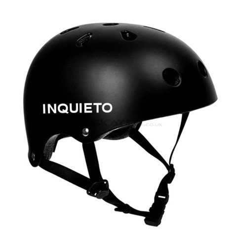 Casco Inquieto negro