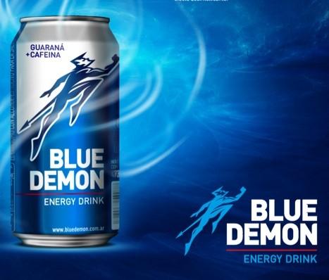 Energizante Blue demon - Comprar en Merchants of Gold