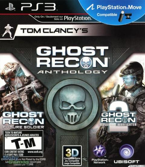TOM CLANCY'S GHOST RECON ANTHOLOGY PS3