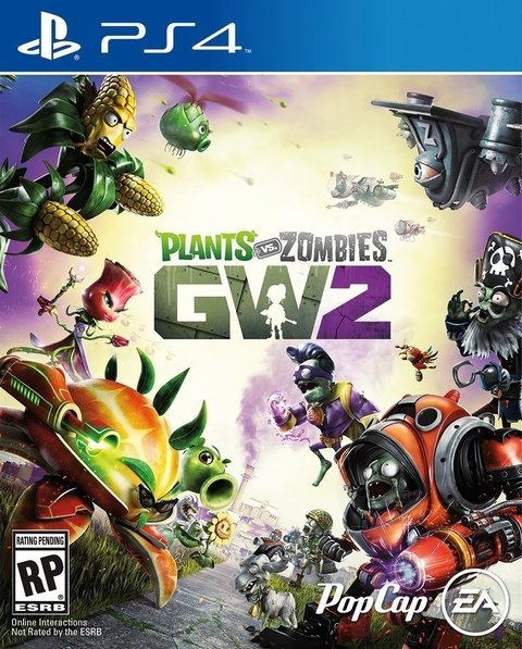 PLANTS VS ZOMBIES GARDEN WARFARE 2 PS4 - comprar online