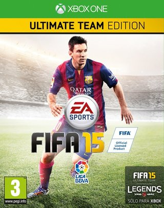 FIFA 15 ULTIMATE TEAM EDITION XBOX ONE - comprar online