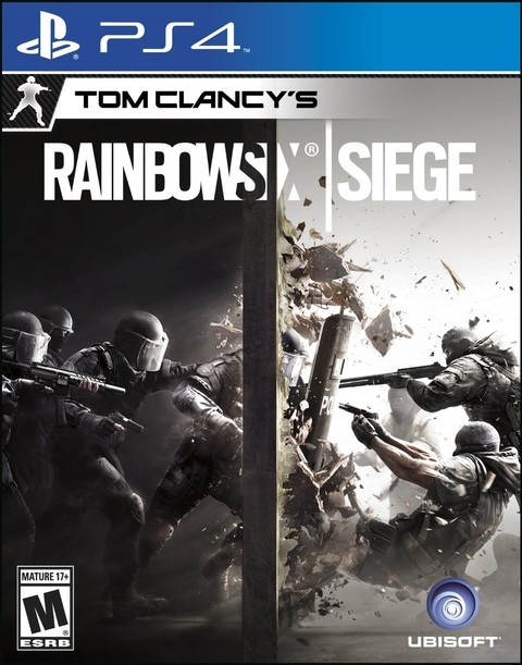 TOM CLANCY'S RAINBOW SIX SIEGE PS4 - comprar online