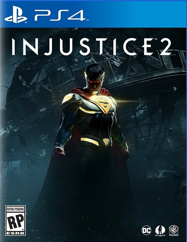 PREVENTA INJUSTICE 2 PS4/XBOX ONE