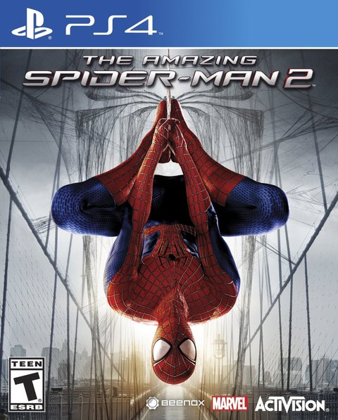 THE AMAZING SPIDERMAN 2 PS4