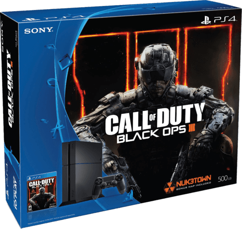 Playstation 4 - Black Ops 3 Bundle