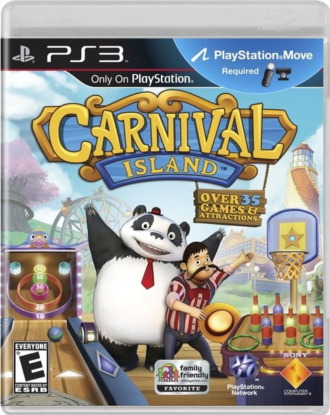 CARNIVAL ISLAND PS3