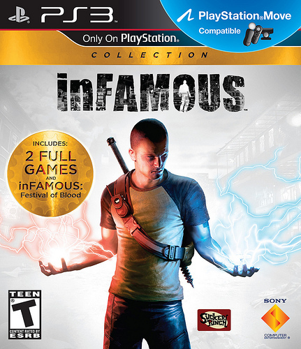 INFAMOUS COLLECTION PS3