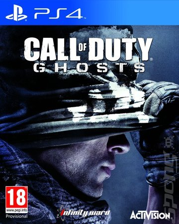 CALL OF DUTY GHOSTS PS4 - comprar online
