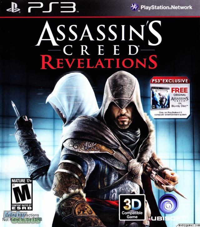 ASSASSIN´S CREED REVELATIONS PS3