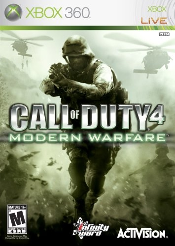 CALL OF DUTY 4 MODERN WARFARE XBOX 360 en internet