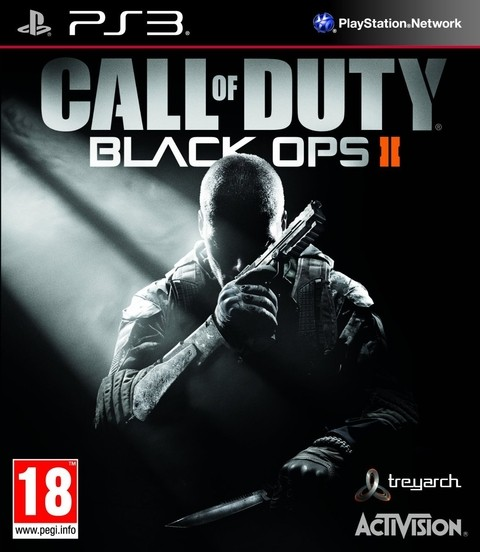 CALL OF DUTY BLACK OPS II - PS3 - comprar online