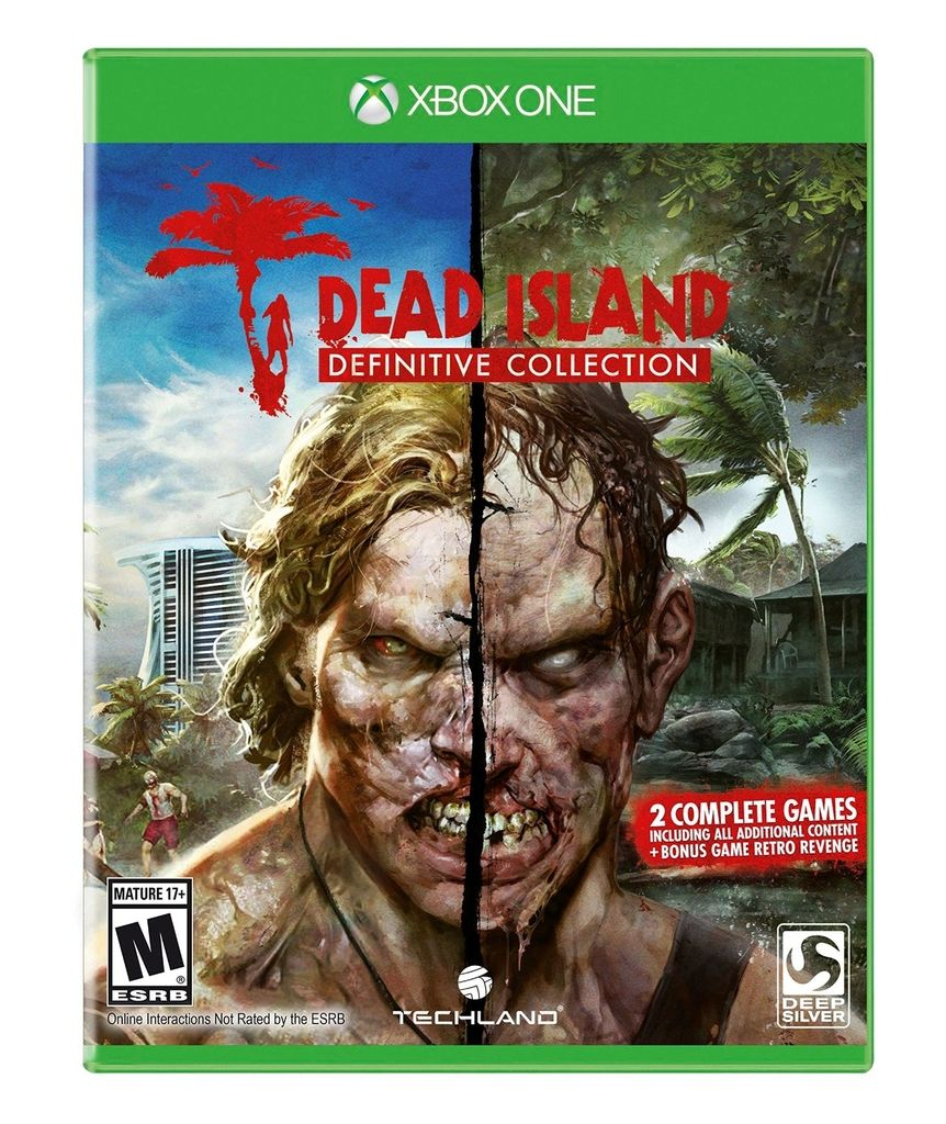 DEAD ISLAND DEFINITIVE COLL XBOX ONE - comprar online