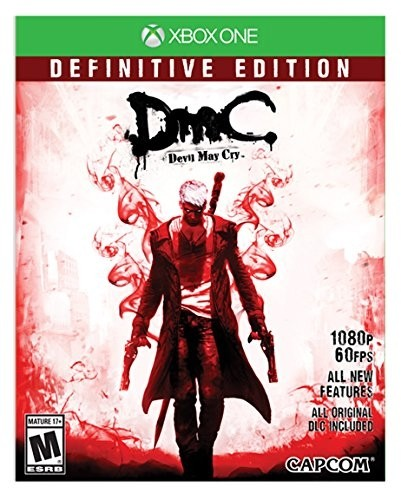 DMC DEVIL MAY CRY: DEFINITIVE EDITION XBOX ONE
