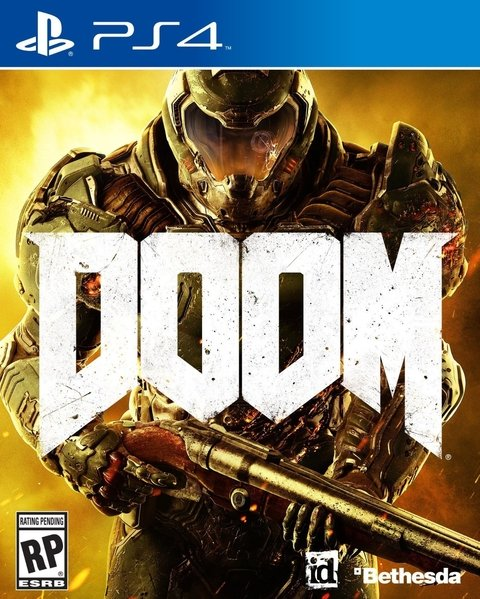 DOOM PS4 en internet