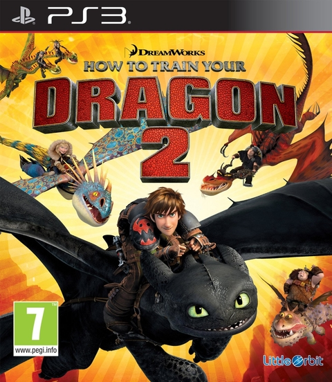 HOW TO TRAIN YOUR DRAGON 2 PS3 - comprar online
