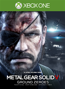 METAL GEAR SOLID 5 - GROUND ZEROES XBOX ONE