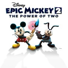 DISNEY EPIC MICKEY 2: THE POWER OF TWO PS3 DIGITAL