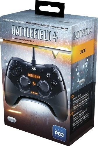JOYSTICK PS3 BATTLEFIELD 4 C/CABLE