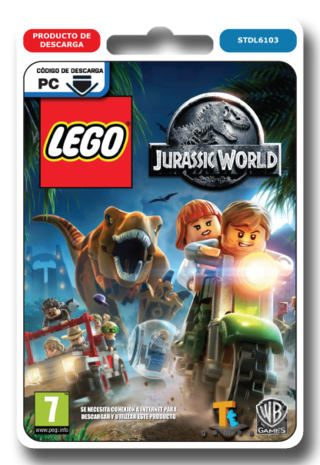 LEGO JURASSIC WORLD - PC DIGITAL
