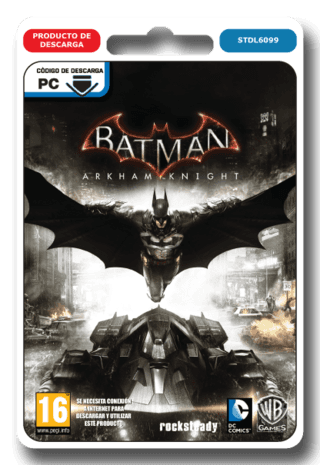 BATMAN ARKHAM KNIGHTS - PC DIGITAL