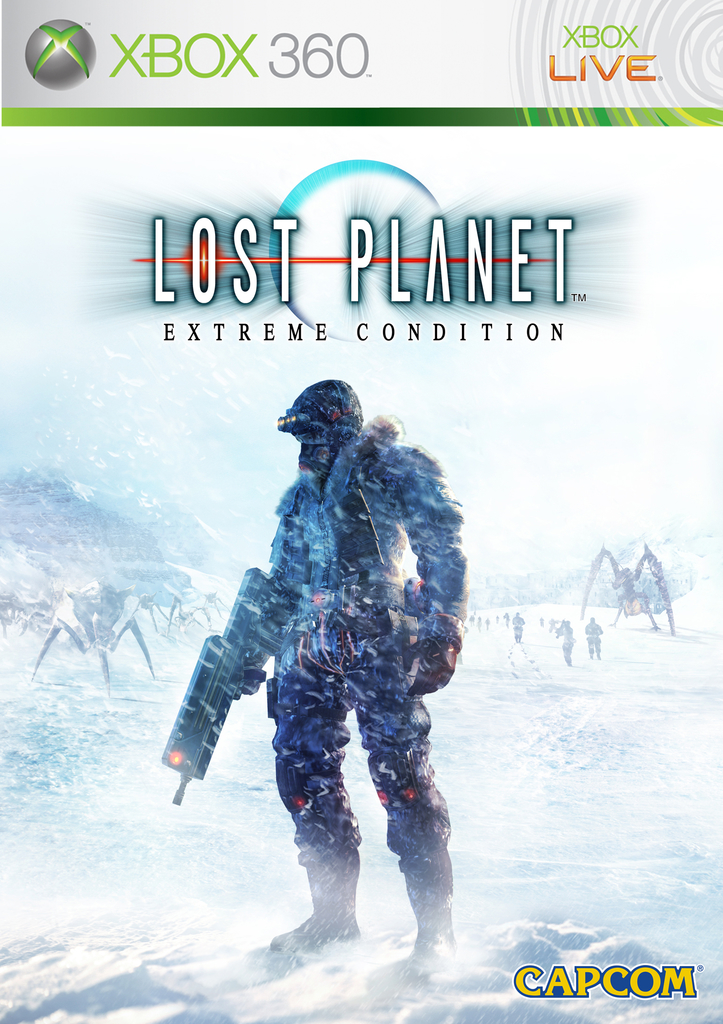 LOST PLANET EXTREME CONDITION XBOX 360 - comprar online