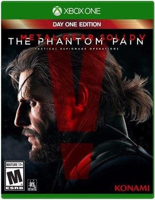 METAL GEAR SOLID V THE PHANTOM PAIN XBOX ONE