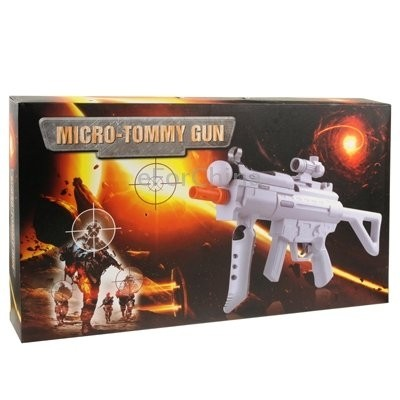 RIFLE MICRO TOMMY GUN PS3