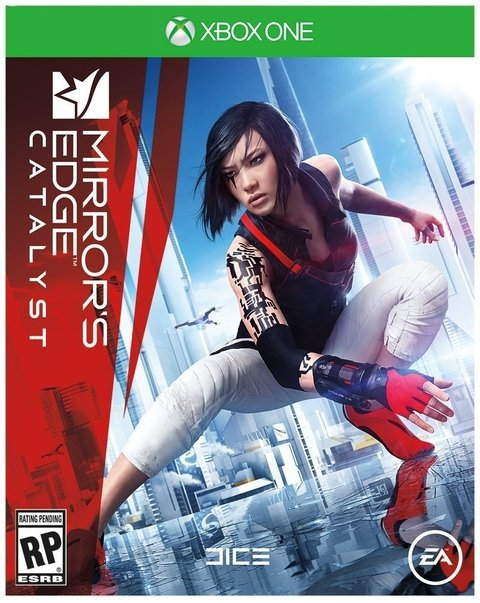 MIRROR'S EDGE CATALYST XBOX ONE - comprar online
