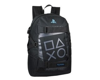MOCHILA PLAYSTATION ORIGINAL - NOTEBOOK Y SKATE - comprar online