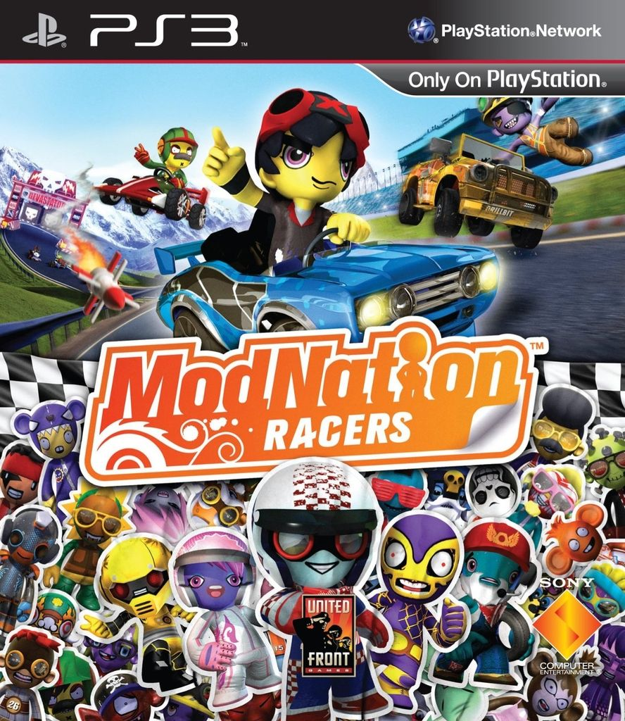 MODNATION RACER PS3