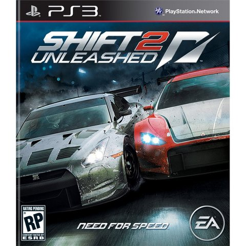 NEED FOR SPEED SHIFT 2 PS3