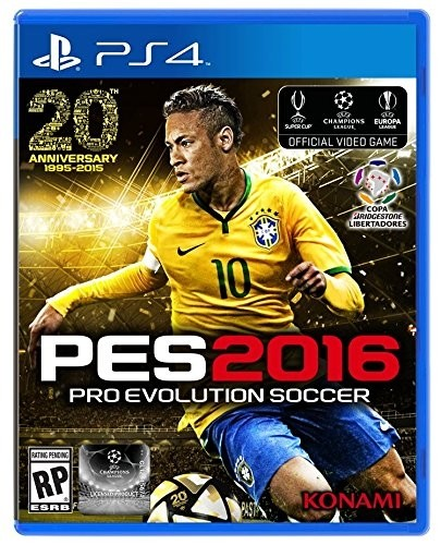 PES 2016 PS4 - PRO EVOLUTION SOCCER - comprar online