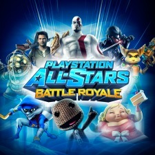 PLAYSTATION ALL STAR BATTLE ROYALE PS3 DIGITAL