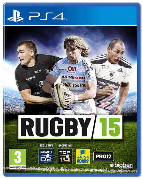 RUGBY 15 PS4 en internet