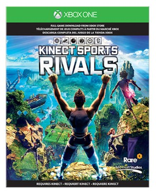 XBOX ONE 500GB KINECT BUNDLE - DANCE CENTRAL, SPORT RIVALS & ZOO TYCOON - Play For Fun