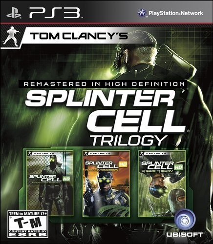 TOM CLANCY´S SPLINTER CELL TRILOGY PS3