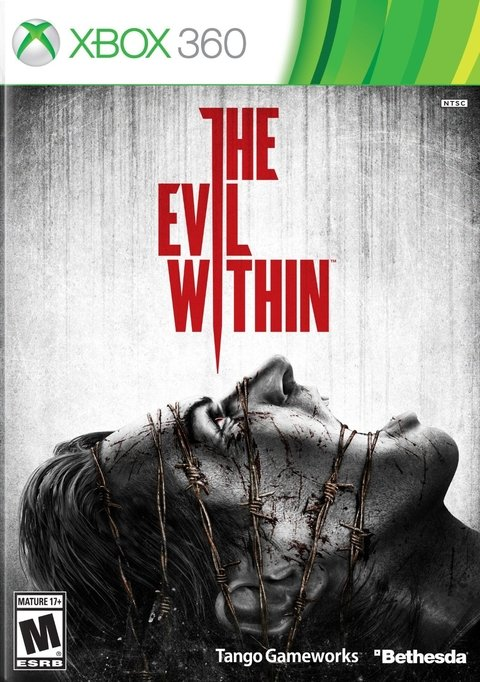 THE EVIL WITHIN XBOX 360