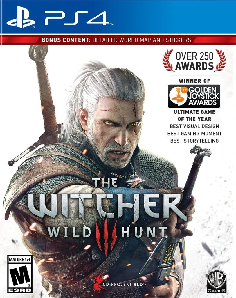 THE WITCHER 3 WILD HUNT PS4 - comprar online