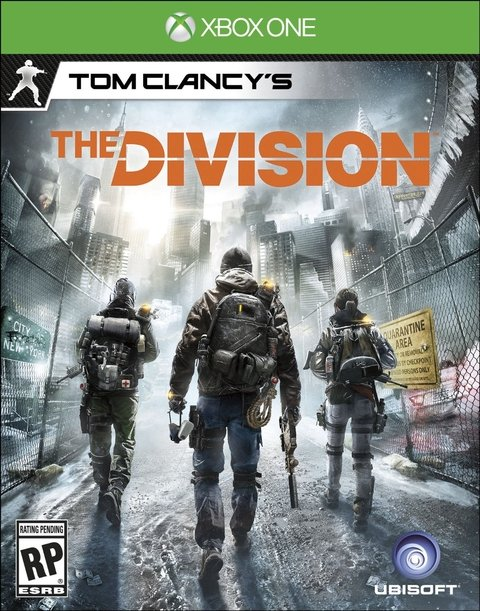 TOM CLANCY´S THE DIVISION - XBOX ONE