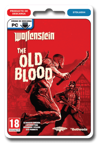WOLFENSTEIN THE OLD BLOOD - PC DIGITAL
