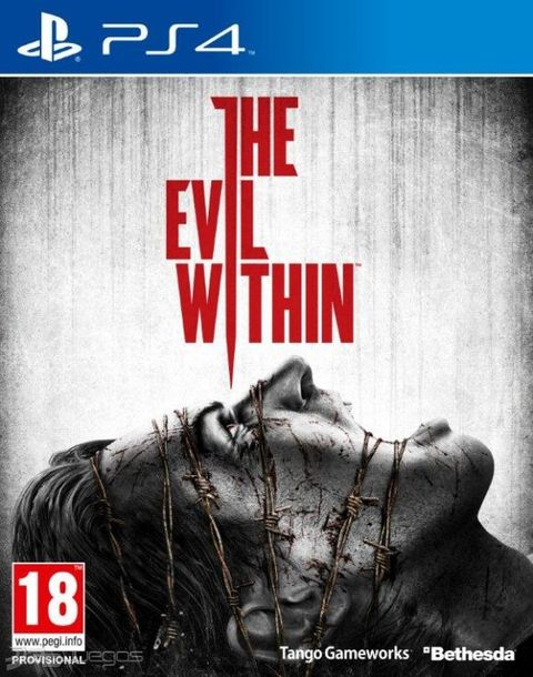 THE EVIL WITHIN PS4 en internet