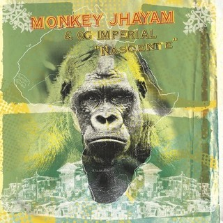 CD MONKEY JHAYAM - NASCENTE
