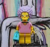 Colar - Patty Bouvier / Simpsons Lego