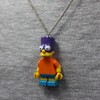 Imagem do Colar - Bart / Simpsons Lego